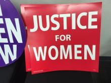 JusticeF4Women