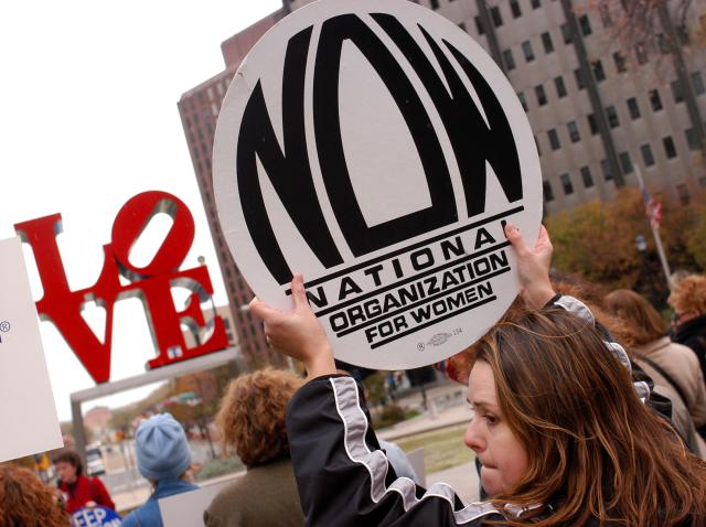 Pro-Choice Rally Held in Philadelphia